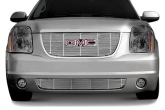 SES Trims® - Small Bars Chrome Stainless Steel Billet Grille