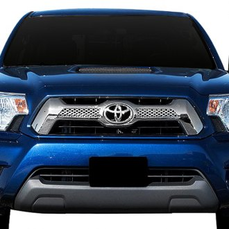 SES Trims® - 1-Pc Chrome Mesh Grille