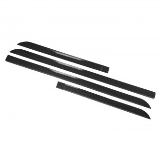 SES Trims® - Gloss Black Body Side Moldings