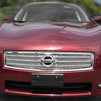 SES Trims® - Chrome Mesh Main Grille