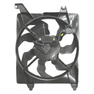 Sherman® - A/C Cooling Fan Assembly