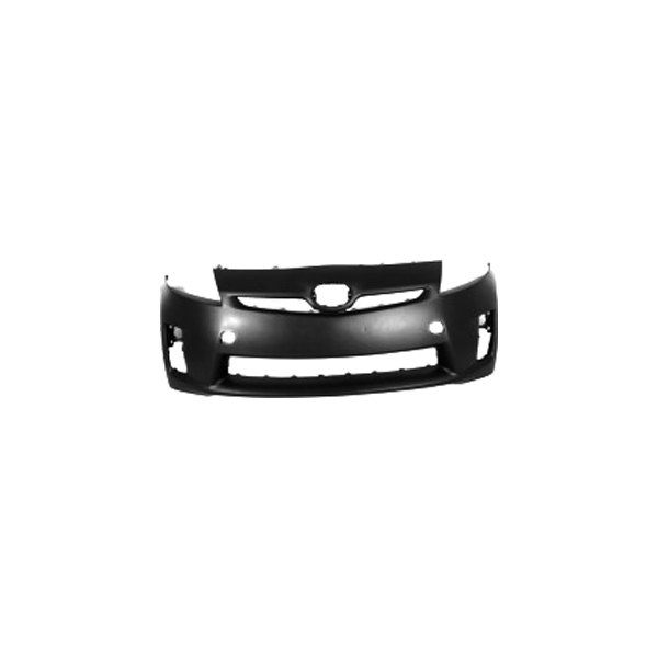 sherman toyota prius 2010 2011 front bumper cover. Black Bedroom Furniture Sets. Home Design Ideas