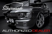Sherman Authorized Dealer