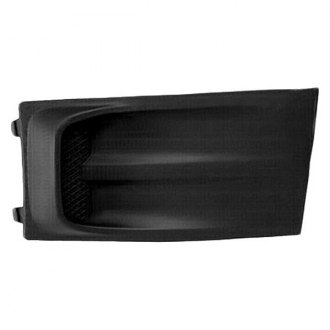 Sherman® - Front Bumper Insert Fog Light Hole Cover