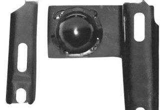 Sherman® 576B-84BR - Front Right Bumper Reinforcement