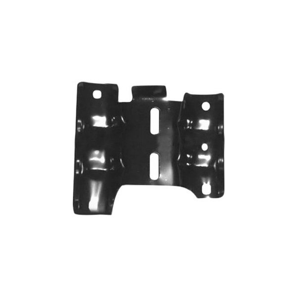 Sherman® - Front Driver Side Bumper Mounting Plate