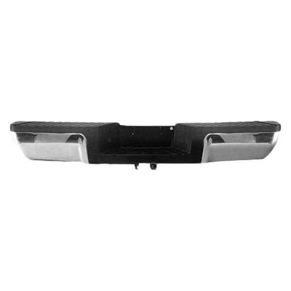 Rear Bumper Assy : Sherman ford f rear step bumper assembly