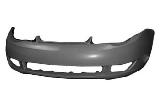 Sherman® 620-87-2 - Front Bumper Cover