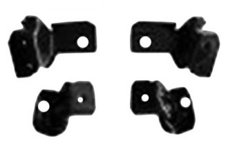Sherman® - Rear Inner or Outer Bumper Bracket Set