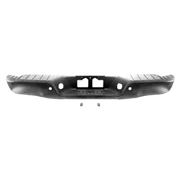 sherman toyota tundra 2007 2009 rear step bumper assembly. Black Bedroom Furniture Sets. Home Design Ideas