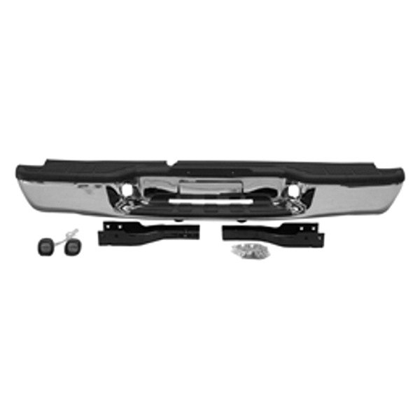 Sherman® - Rear Step Bumper Assembly