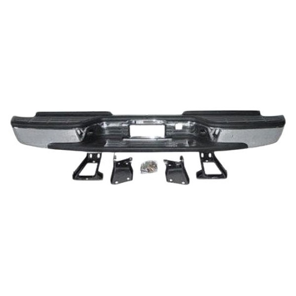 Rear Bumper Assy : Sherman gm dsn rear step bumper assembly