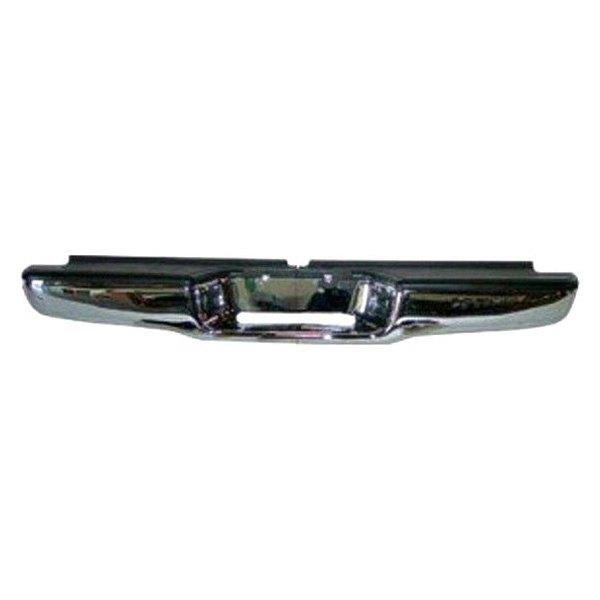 Rear Bumper Assy : Sherman toyota tacoma rear step bumper assembly