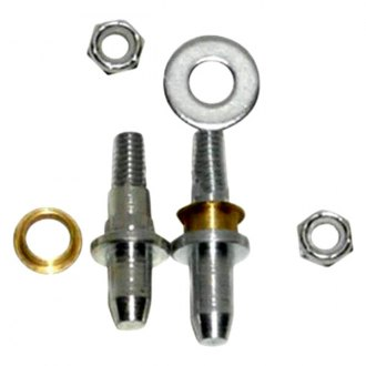 Sherman® - Front Door Hinge Pin And Bushing Kit