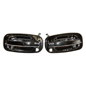 Sherman® - Front Driver and Passenger Side Exterior Door Handle Kit