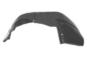 Sherman® 075-24L - Driver Side Fender Liner