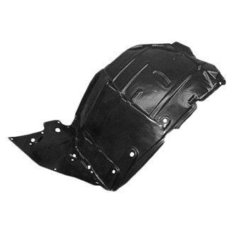 Sherman® 1715-24-5 - Driver Side Fender Liner Front Section