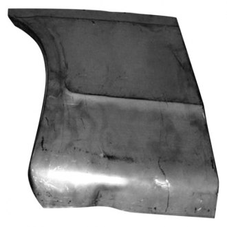 Sherman® - Front Passenger Side Lower Fender Patch Rear Section