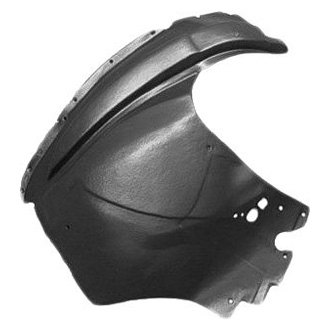 Sherman® - Rear Fender Liner Rear Section