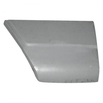 Sherman® - Front Driver Side Lower Fender Patch Rear Section