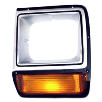Sherman® - Driver Side Headlight Bezel
