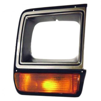 Sherman® - Passenger Side Headlight Bezel