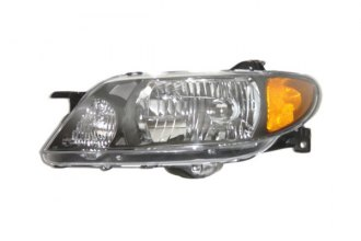Sherman® - Replacement Headlight Lens/Housing Assembly