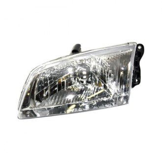 Sherman® - Replacement Headlight Lens/Reflector Assembly