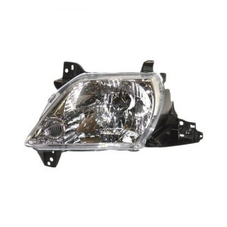 Sherman® - Replacement Headlight Lens and Housing