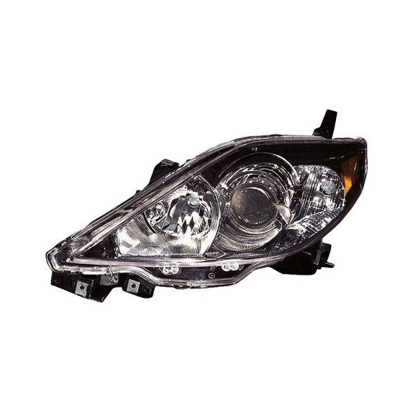 Sherman® - Driver Side Replacement Headlight