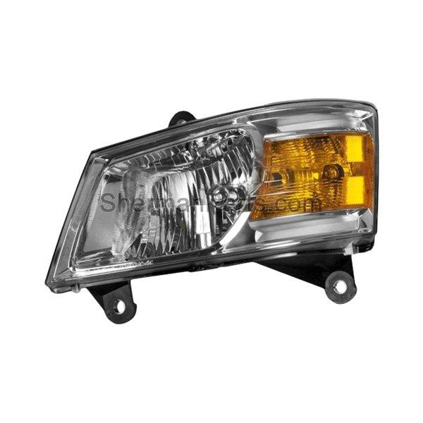 Dodge Grand Caravan 2008 Replacement Headlight