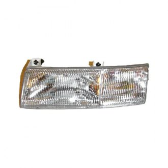 Sherman® - Replacement Headlight Assembly With Parking Lamp