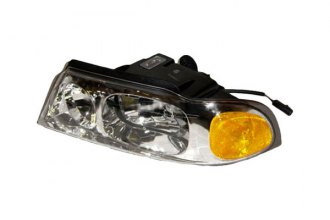 Sherman® 508-150L - Driver Side Replacement Headlight