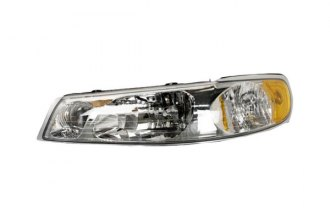Sherman® 517-150L - Driver Side Replacement Headlight