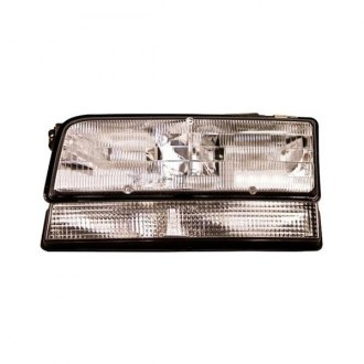 Sherman® - Replacement Headlight Assembly With Parking/Signal Lamp