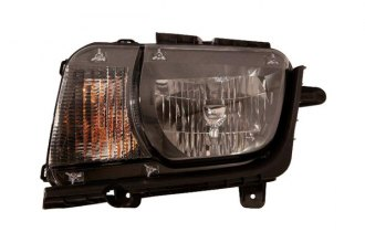 Sherman® - Replacement Headlight Assembly
