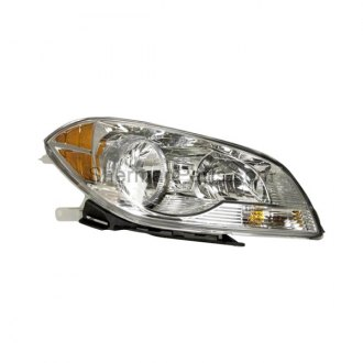 Sherman® - Passenger Side Replacement Headlight Assembly