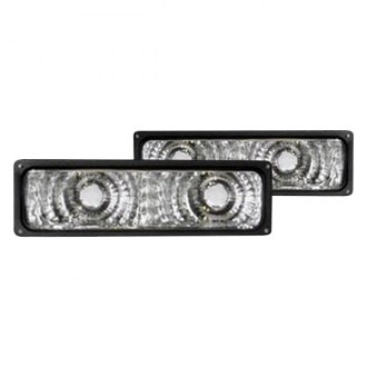 Sherman® - Crystal Projection Parking/Signal Lights Set