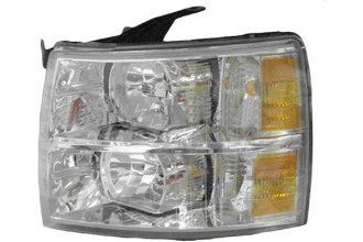 Sherman® 902-151NSFL - Driver Side Replacement Headlight