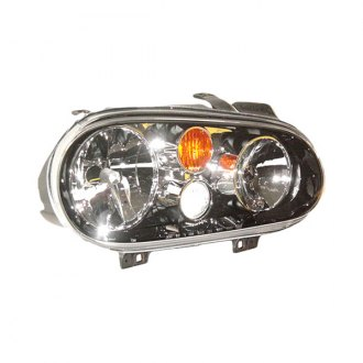 Sherman® - Passenger Side Replacement Headlight