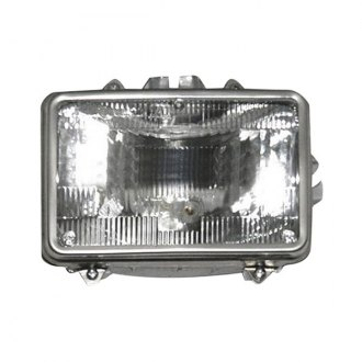 "Sherman® - Replacement 7x6"" Rectangular Sealed Beam Headlights"