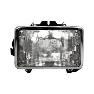 "Sherman® - Replacement 4x6"" Rectangular Sealed Beam Headlights"