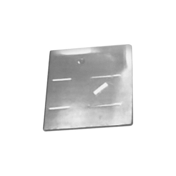 Sherman jeep cherokee 1974 1976 floor pan patch section for 1994 jeep cherokee floor pans