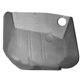 Sherman® - Passenger Side Floor Pan Patch Rear Section