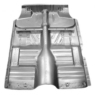 1956 Chevy Bel Air Replacement Floor Pans Carid Com