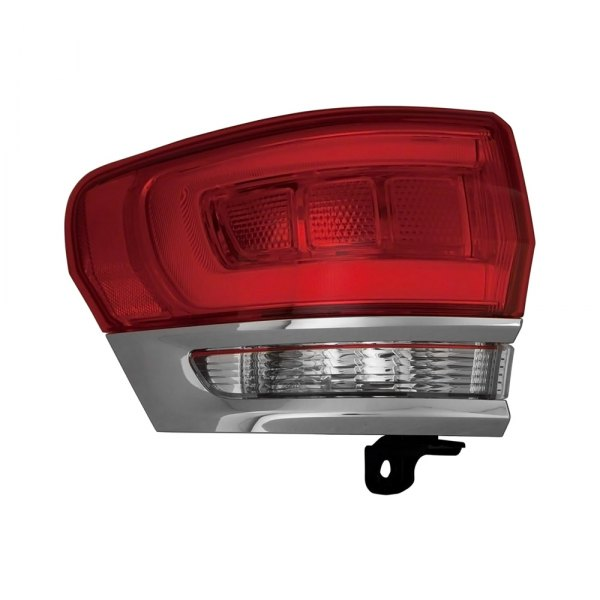 Sherman® - Driver Side Outer Replacement Tail Light Assembly