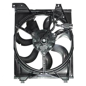 Sherman® - A/C Condenser Fan