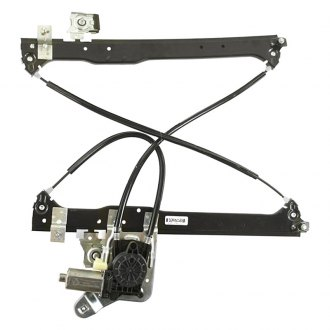 Sherman® - Power Window Regulator and Motor Assembly