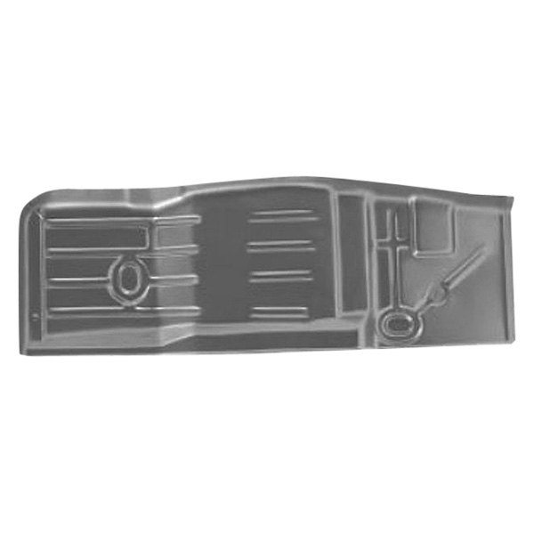 Sherman® - Driver Side Floor Pan Half Patch