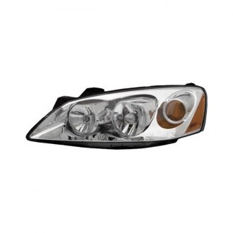 2008 Pontiac G6 Custom Amp Factory Headlights Carid Com